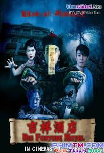 Khách Sạn Ma Quái - Big Fortune Hotel Tập HD 1080p Full