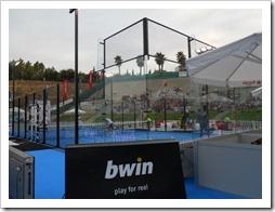 Mallorca ya disfruta con el mejor pádel del mundo: dieciseisavos de final Bwin PPT 2011.