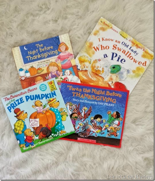Thanksgiving Childrens Books