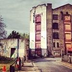 Abandoned Warehouse, Vinegar Street