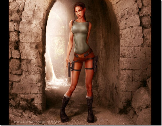 Lara Croft (70)