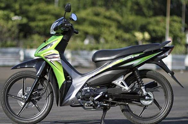 Harga New Honda Revo FI