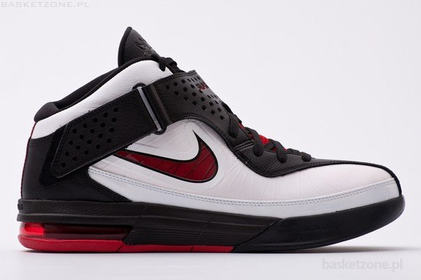 c386dc53803b Nike Air Max Soldier V 8220BlackWhiteRed8221 8211 Detailed Gallery ...