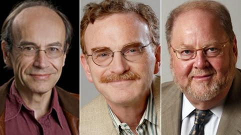 Nobel de Medicina 2013 vai para dois americanos e um alemão