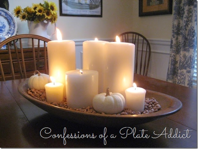 CONFESSIONS OF A PLATE ADDICT Simple Fall Dough Bowl