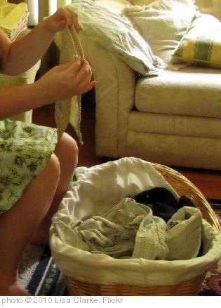 'Folding laundry' photo (c) 2010, Lisa Clarke - license: http://creativecommons.org/licenses/by-nd/2.0/