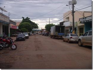 Centro comercial de Brasilândia de Minas 02