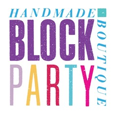 Handmade Boutique Block Party