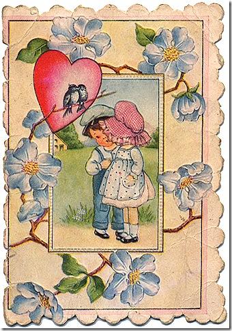 old valentines #80