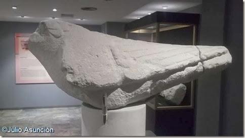Sirena de El Monastil - Elda - Museo arqueológico