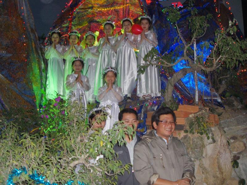 Giáo xứ Công Chánh - canh thức giáng sinh