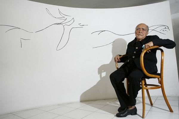 Arquitecto-Oscar-Niemeyer