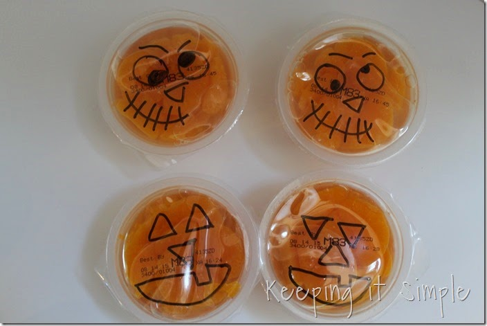 Easy and healthy Halloween Snack Idea (5)