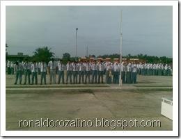 Penyerahan Piala Juara Parade Tari Kabupaten Kuantan Singingi
