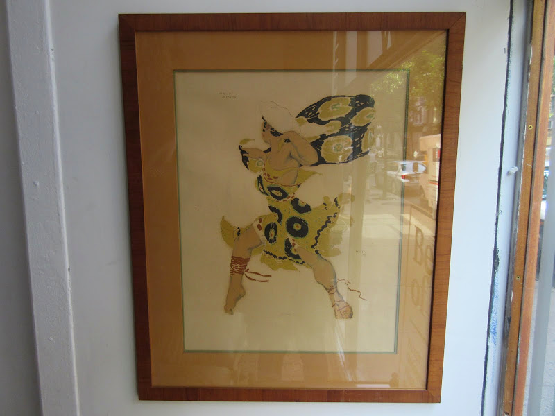 Léon Bakst Reproduction Print