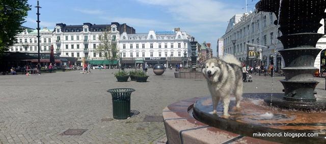 Gustav Adolf Torget fountains (1)
