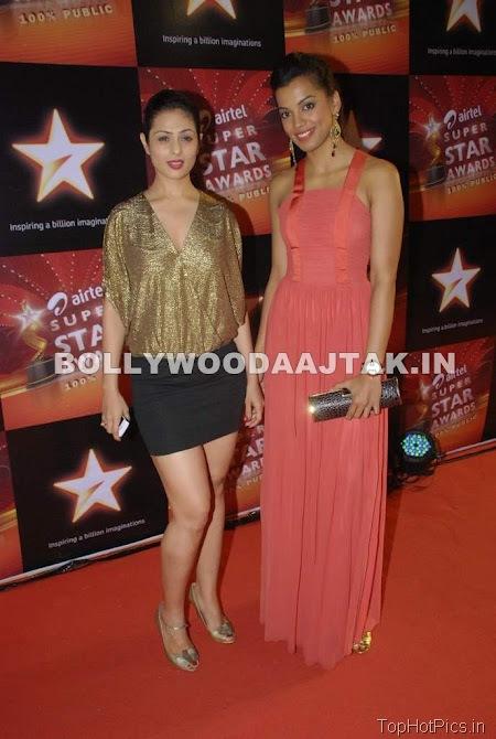 Anjana Sukhani Hot Pics in Golden Dress 6