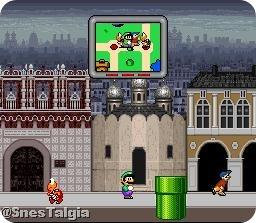 Mario is Missing-rua