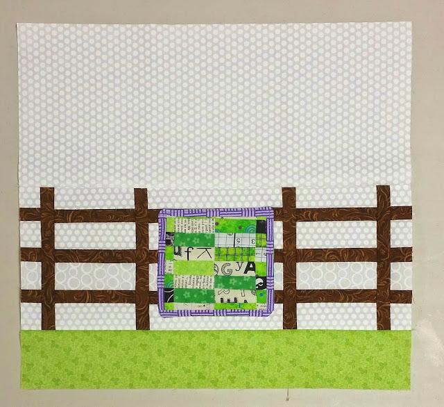 Rail Fence - Quilter's Garden