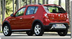 Dacia Stepway vs VW Polo Cross 05