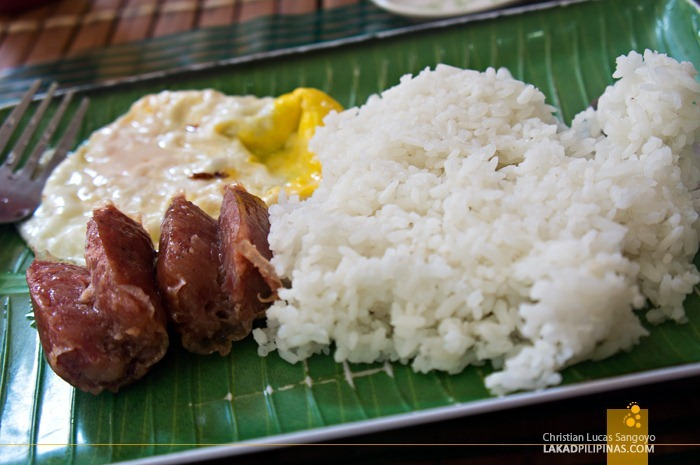 Affordable Food at Boracay's Tsikiting