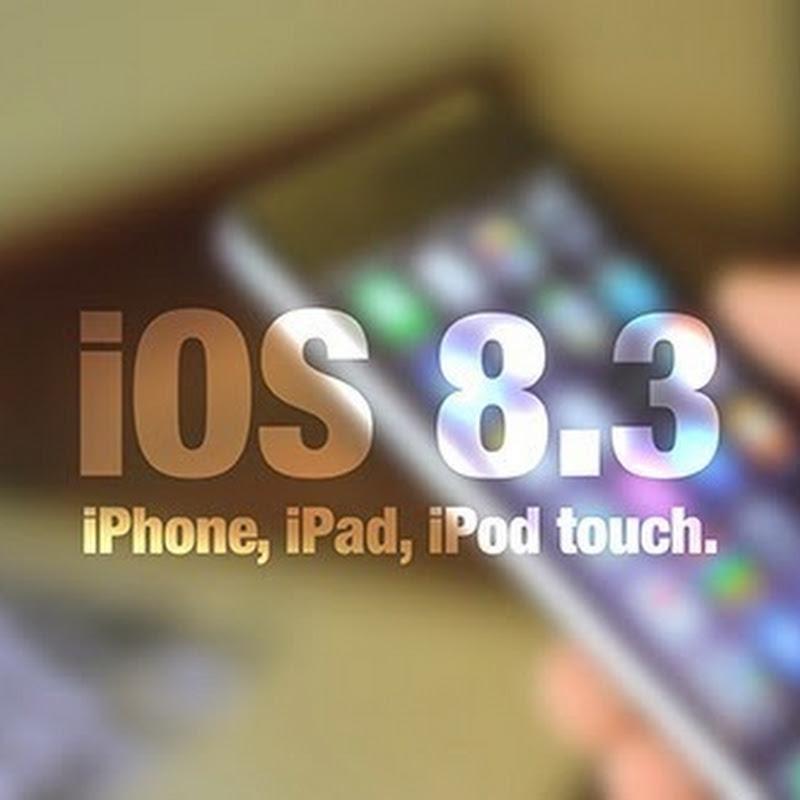 Apple Disponibiliza iOS 8.3 P/ Desenvolvedores, Confira As Mudanças