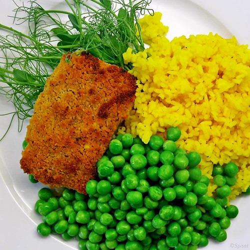 Mandelfisk eller fisk bordelaise