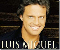 Luis Miguel Viernes 10 de octubre 2014