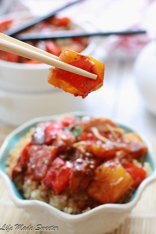 Slow Cooker Sweet and Sour Chicken - Life Made Sweeter (20).jpg