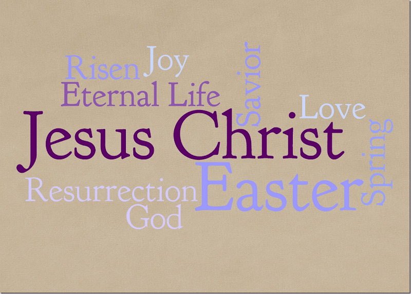 Easter ~ Sunday, April 20, 2014. ~ Image ~ …Jesus Christ ~ Resurrection ~ Easter…