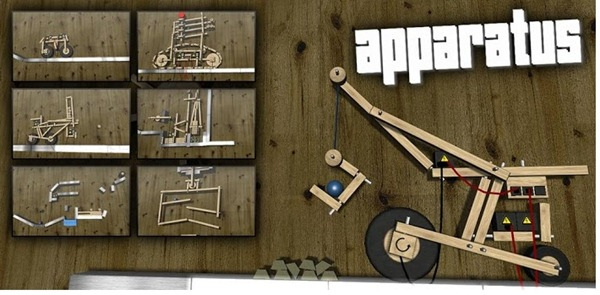 Apparatus - Android puzzle game