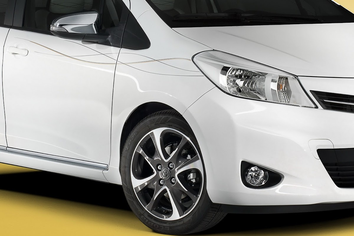 Toyota Targets Younger Buyers with New Yaris Trend will be Shown