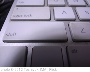 'Shift key' photo (c) 2012, Toshiyuki IMAI - license: http://creativecommons.org/licenses/by-sa/2.0/