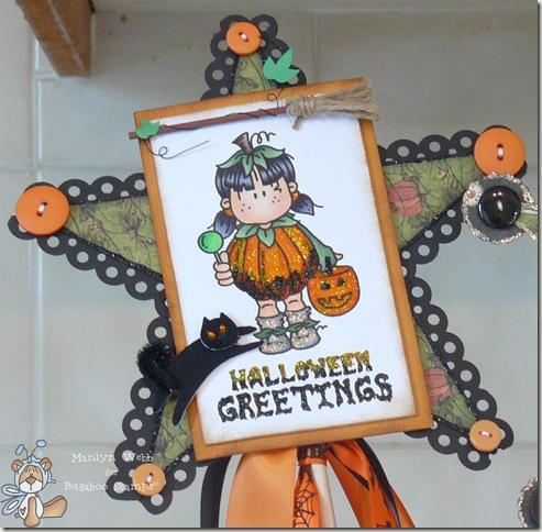 Hween Brat - Pumpkin
