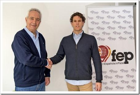 HEAD firma un acuerdo con la Federación Española de Pádel y se convierte en pelota oficial.