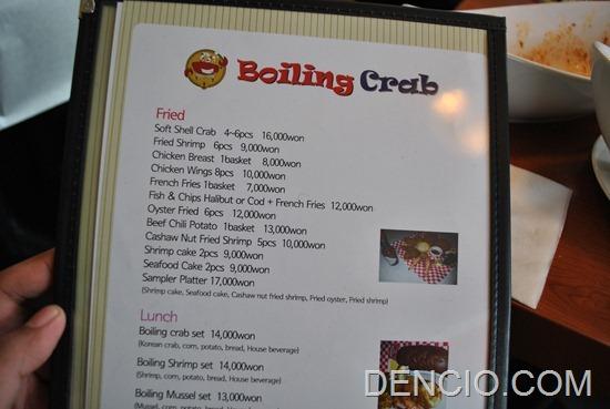 Boiling Crab Seoul (Itaewon) 10