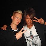 ryuichi and me in Shinjuku, Tokyo, Japan
