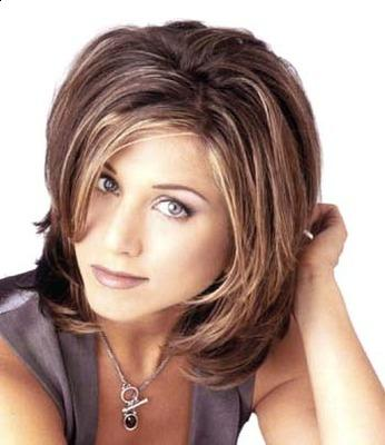 Rachel Green Friends hair