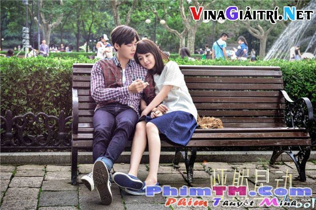 Xem Phim Phanh Nhiên Tinh Động - Fall In Love Like A Star - phimtm.com - Ảnh 3