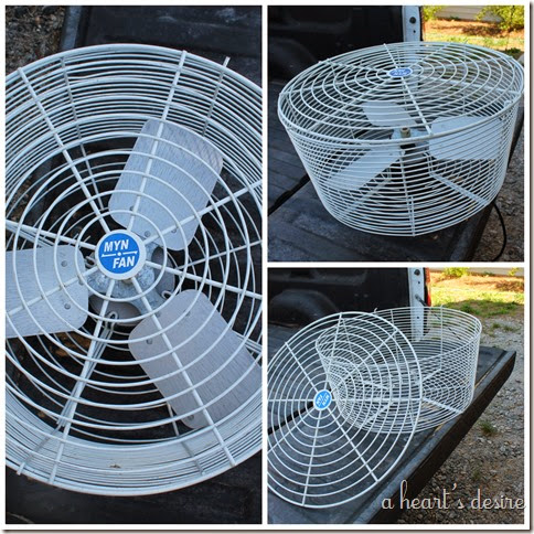 Fan Before