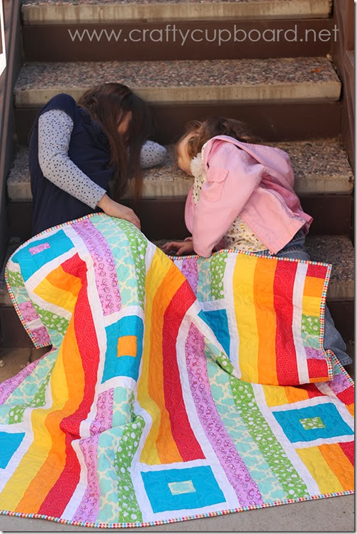Breezy Quilt Perfect for Naps