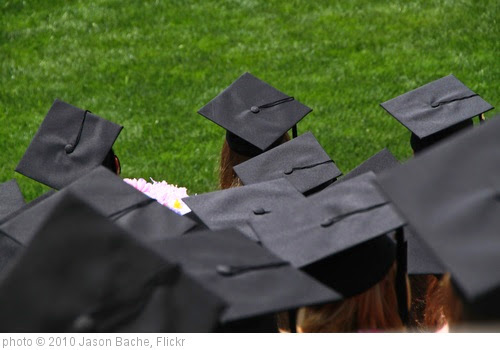 'Occidental Commencement 2010' photo (c) 2010, Jason Bache - license: https://creativecommons.org/licenses/by/2.0/