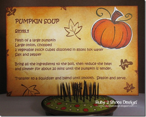 Pumpkin Soup Recipe TTCRD Ruby