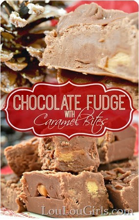 Chocolate-fudge-with-caramel-bites