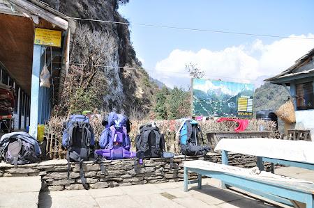 Trekking in Nepal: Vremea de odihna