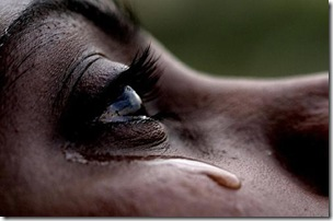 Tear... Pic Source - www.sirpatrickofireland.wordpress.com