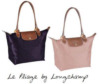 Bolsas Longchamp Tamaños