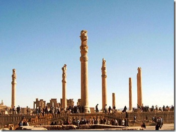 p The ruins of Persepolis bis
