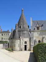 Romanesque Kitchen at Fontevraud