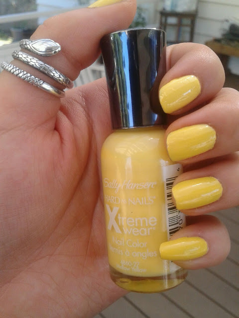 This Is The Color Mellow Yellow Which A Nice Muted Hence Name